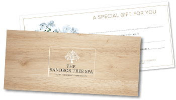 THESANDBOX TREE SPA GIFT CERTIFCATES